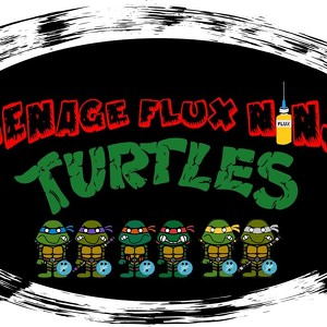 Teenage Flux Ninja Turtles